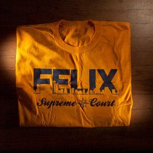 Felix Hernandez Supreme Court Seattle Mariners Tee
